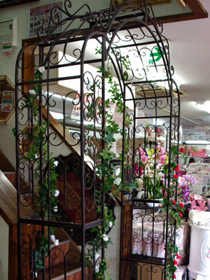 Garden Garden Cafe Simple Setting For The Iron Arch Metal Garden Gate Iron  Gate Garden Fence Entrance Gate Gate Iron Fence Entrance Iron Stylish North  ...