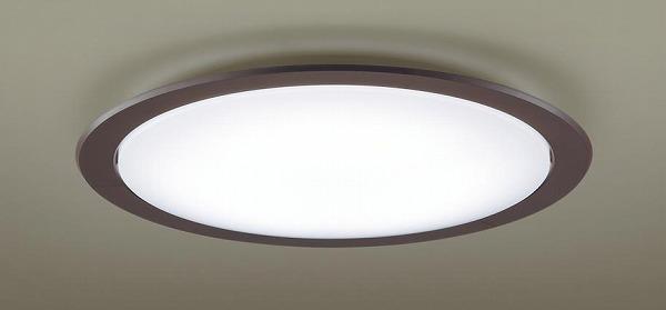 LGC31124 パナソニック シーリングライト ブラウン LED 調色 調光 ~8畳