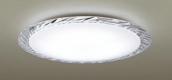 LGC61125 パナソニック シーリングライト クリスタル LED 調色 調光 ~14畳