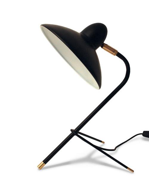 DICLASSE(ディクラッセ) LT3686BK デスクライト ブラック おしゃれな照明 白熱灯