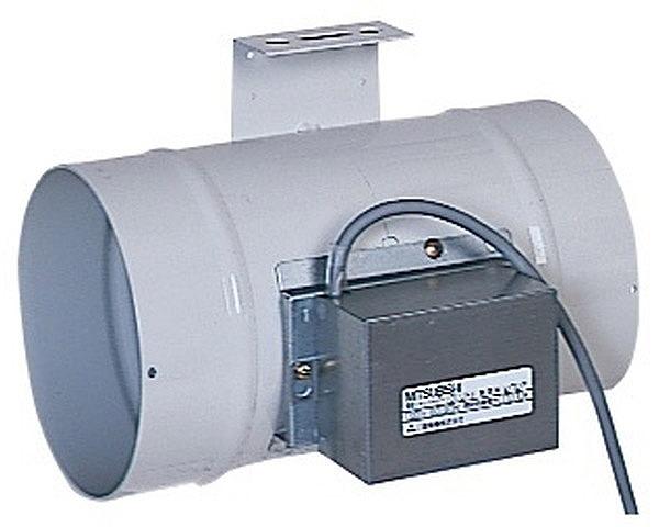 P-23DE4 三菱 換気扇用システム部材(ダンパー・配管部材) 煙逆流防止用