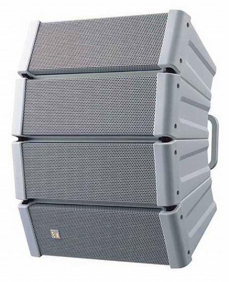 HX-5W TOA コンパクトアレイスピーカー 白