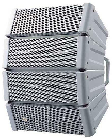HX-5W-WP TOA コンパクトアレイスピーカー 白 屋外用