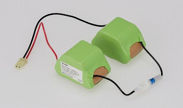 2-5NR-CT-TB 【受注生産品】 東芝 非常灯 交換用電池(バッテリー)