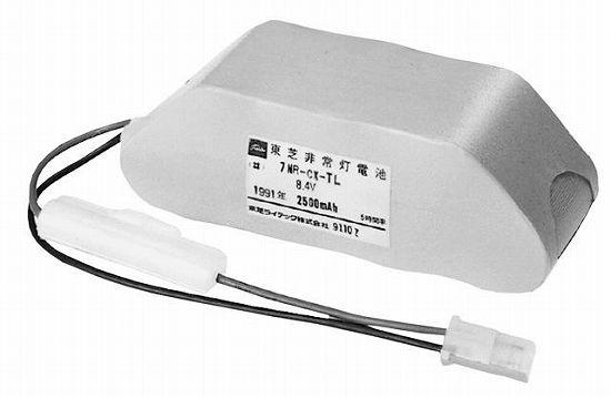 7NR-CX-TLB 【受注生産品】 東芝 補修用電池