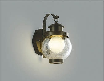AUE647097 コイズミ ポーチライト LED(電球色)