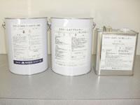 シロキ 遮熱塗料ミラクール 7554867 クールホワイト SWセット(17平方m用)