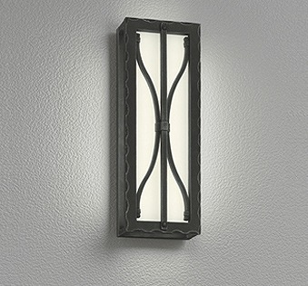 OG254253 オーデリック 玄関灯 ポーチライト LED(電球色)
