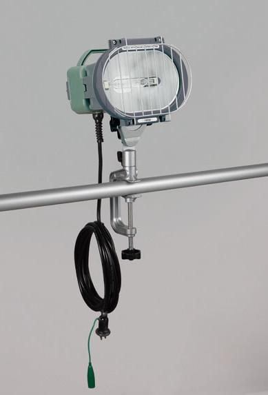 DIY 工具 在庫一掃 作業灯 投光器 防犯灯 MLV-110KH ハタヤリミテッド 150Wメタルハライドライト 1着でも送料無料 10m電線付バイス取付タイプ 瞬時再点灯型