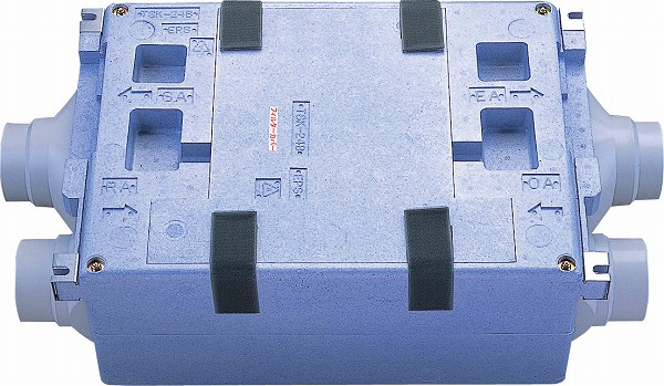 TSK-24B 高須産業 24時間換気システム 同時給排式全熱交換型エアロード 強・弱