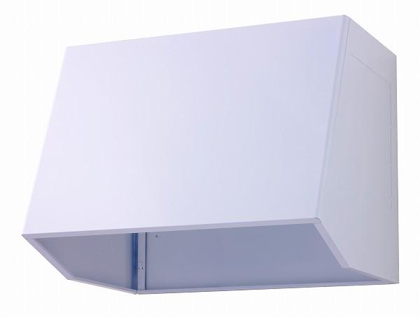 WBB-90A-W 高須産業 ホワイト レンジフードボックス 組立式 90cm
