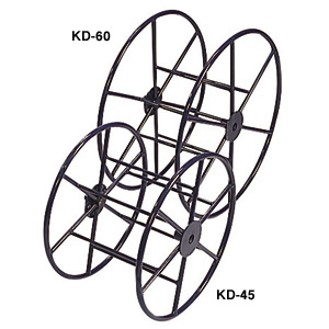 KD-60 デンサン DENSAN システマーケーブルドラム