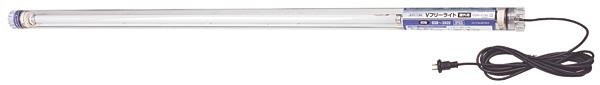 PDW-VF40-HF ジェフコム Vフリーライト 1600mm・40W形・昼光色(HF)