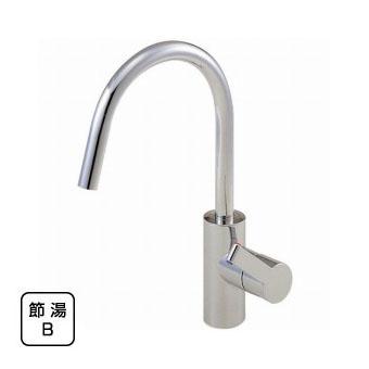 【欠品中 納期未定】 K8751JK 三栄水栓 (寒冷地用) シングルワンホール混合栓 SANEI