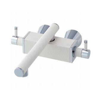 【受注生産品】 K2530-JW 三栄水栓 ツーバルブ混合栓 SANEI