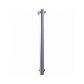 【欠品中 納期未定】 K9561 三栄水栓 ツーバルブ混合栓柱 SANEI