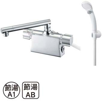 SK7850DT2K 三栄水栓 (寒冷地用) サーモデッキシャワー混合栓 SANEI