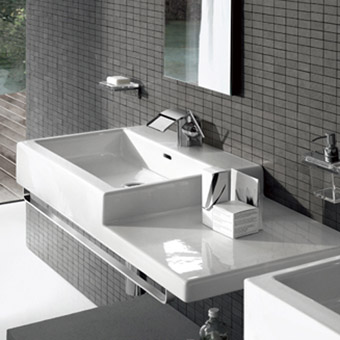 SL818432-W-104 三栄水栓 洗面器 SANEI