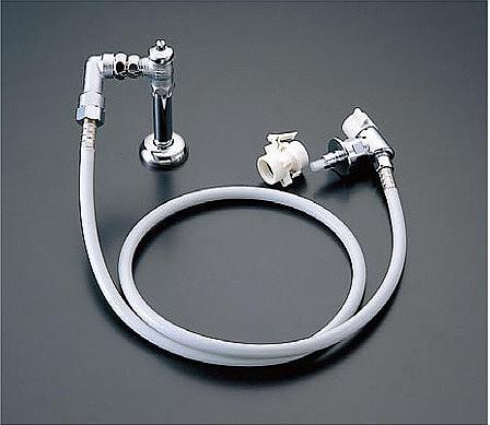 TWA15S TOTO 「ピタットくん」 樹脂配管用緊急止水弁付水栓