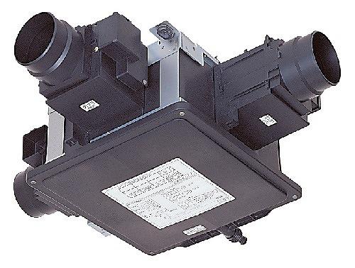 V-18ZMDC2-A 三菱 電動ダンパー付 中間取付形ダクトファン 低騒音タイプ