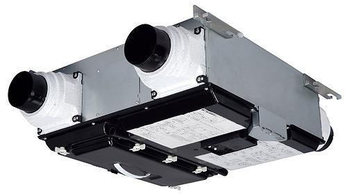 VL-20ZMH3-L-HM 三菱 ロスナイセントラル換気システム 薄形温暖地タイプ