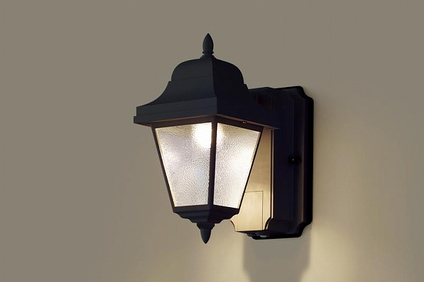 LGWC80230LE1 パナソニック ポーチライト (LGWC85008B 推奨品) LED(電球色) センサー付 (LGWC80260LE1 推奨品)