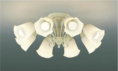 AA39683L コイズミ シャンデリア LED(電球色) ~14畳