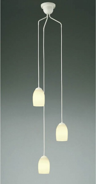 AP40020L コイズミ 吹抜用シャンデリア LED(電球色)