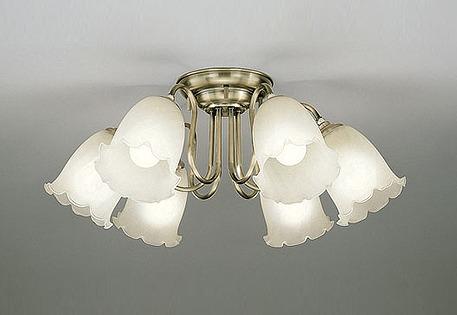 OC006786LC オーデリック シャンデリア LED(電球色) ~8畳