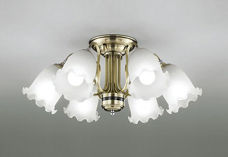 OC006927NC オーデリック シャンデリア LED(昼白色) ~8畳