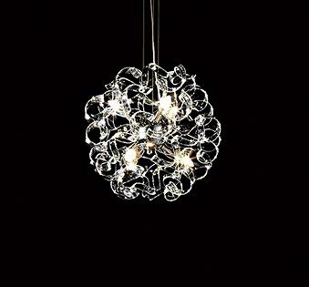 OC257005LC オーデリック シャンデリア LED(電球色)