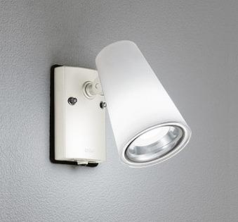 OG254341ND オーデリック 屋外用スポットライト LED(昼白色) センサー付