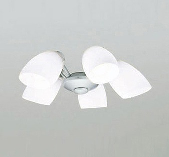 WF806NC オーデリック シーリングファン用シャンデリア LED(昼白色) ~6畳