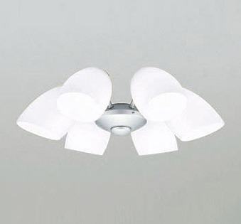 WF807NC オーデリック シーリングファン用シャンデリア LED(昼白色) ~8畳