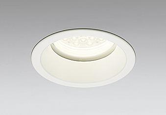 XD258295F オーデリック 軒下用ダウンライト LED(電球色)