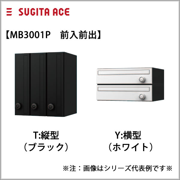 243-019 杉田エース ACE ディーオール KS-MB3001P-2LY-BK