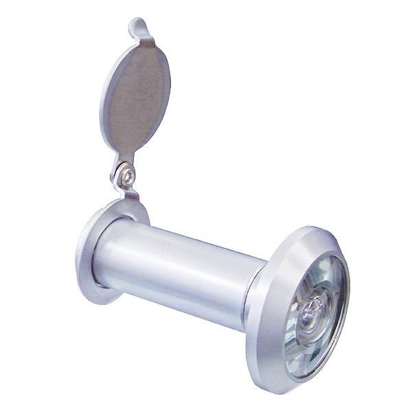 【10個セット】 FUKI フキ SM-6 ドアスコープ (ドアメガネ) シャッター付き (SM-6)