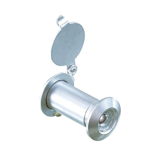 【10個セット】 FUKI フキ SM-7 ドアスコープ (ドアメガネ) シャッター付き (SM-7)