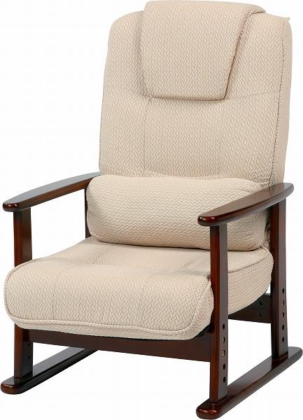 【メーカー直送】 RKC-76BE 東谷 おじぎチェア 1人掛けソファ ソファー sofa ダイニングチェア イス 椅子 AZUMAYA