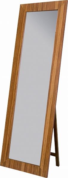 【メーカー直送】 TSM-531ZB 東谷 バウム スタンドミラー 鏡 壁掛け 全身 姿見 AZUMAYA