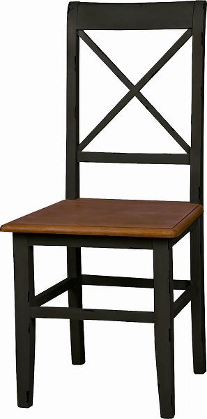 【メーカー直送】 BOS-010 東谷 ダイニングチェア イス 椅子 木製 AZUMAYA