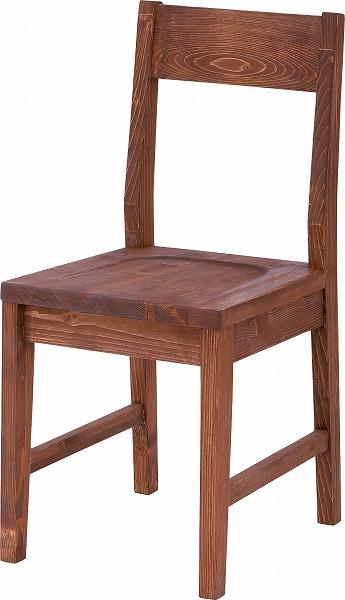【メーカー直送】 CFS-840 東谷 ダイニングチェア イス 椅子 木製 AZUMAYA