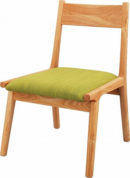 【メーカー直送】 HOC-331GR 東谷 モタ ダイニングチェア イス 椅子 木製 AZUMAYA