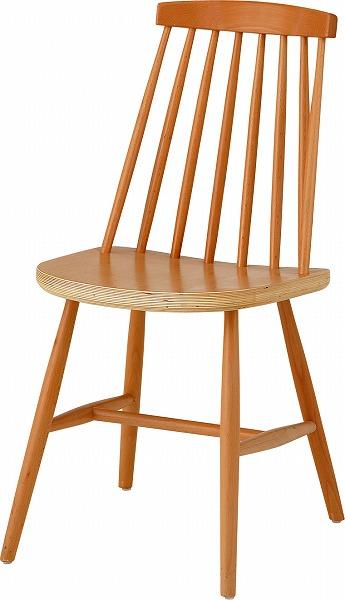【メーカー直送】 CL-311NA 東谷 ダイニングチェア イス 椅子 木製 AZUMAYA
