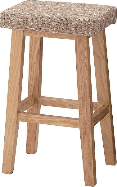 【メーカー直送】 CL-789CBE 東谷 バンビ ハイスツール 椅子 イス ベージュ AZUMAYA