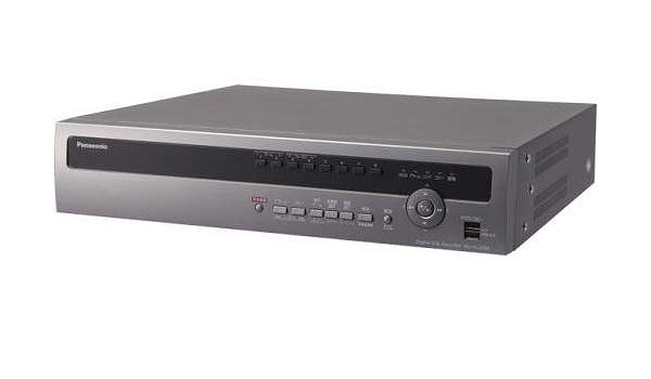 WJ-HL208B パナソニック デジタルレコーダー(8CH/1TB) Panasonic