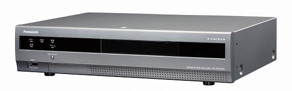 WJ-NV250/4 パナソニック NWディスクレコーダー(4TB) Panasonic