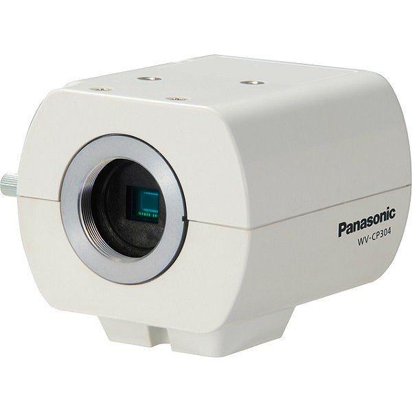 WV-CP304 パナソニック 屋内ボックステレビカメラ(レンズ別売り) Panasonic