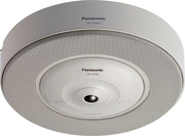 WV-SMR10N3 パナソニック 全方位ネットワークマイク・カメラセット Panasonic