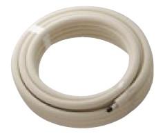 T102T-2Y-13AX50-10 三栄水栓 保温材付アルミ複合架橋ポリエチレン管(Type X) 13A×50m SANEI
